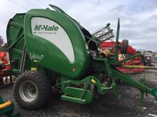 New & Used Mchale Round Balers For Sale