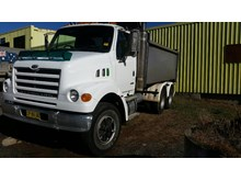 New & Used Sterling Tipper Trucks For Sale