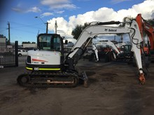 Bobcat - New and Used Bobcat Excavators For Sale in Australia