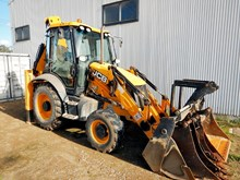 JCB Backhoe Loaders For Sale In Australia