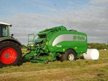 New & Used Round Balers For Sale in New Zealand