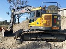 Volvo - New and Used Volvo Excavators For Sale in Australia