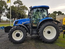 NEW Holland 100-150Hp Tractors For Sale