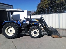 New and Used New Holland Tractors For Sale in Australia