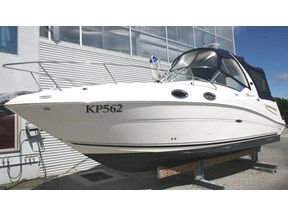 sea ray 275 sundancer 365931