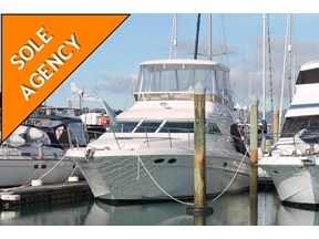 sea ray 400 = one owner vessel! 404404