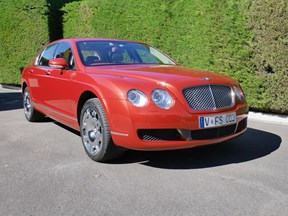 bentley continental flying spur 430175
