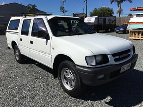 holden rodeo 430757