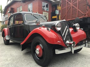 citroen traction avant 450258