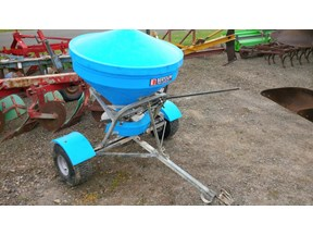 bertolini 400l atv spreader 450703