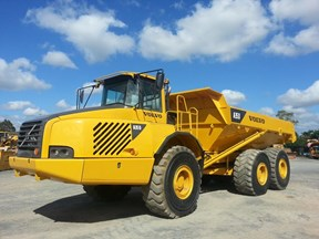 volvo a35d 457318