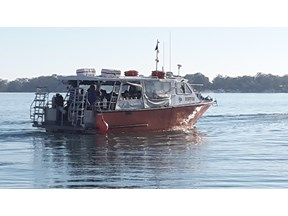 alloy dive/charter/ transfer vessel 465112