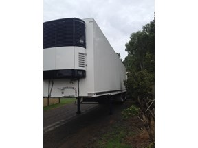 fte refrigerated trailer 471217