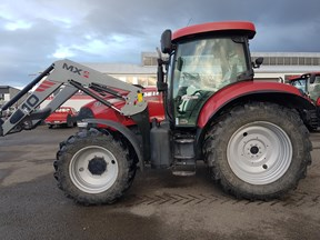 case ih maxxum 140mc 518420