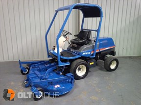 iseki f310 out front mower 520474