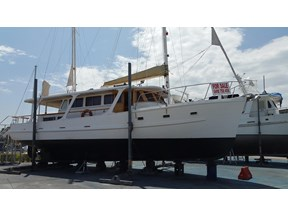 fred fleming 50ft ketch rig 540379
