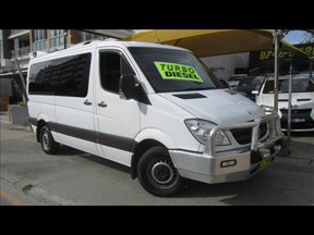 mercedes-benz sprinter 541569