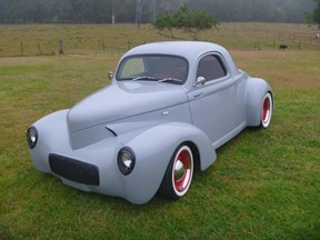 willys coupe 549749