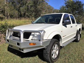 holden rodeo 549799