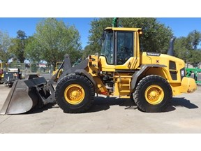 volvo l90g / tool carrier 551364