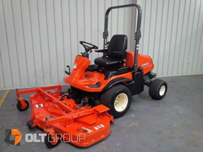 kubota f3680 out front mower 557353