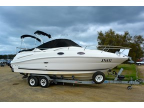 sea ray 240 sundancer 562637