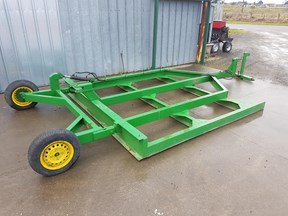 unknown green 3.0m trailing leveller 626685