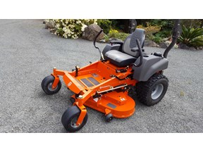 husqvarna mz 52 zero-turn mower 652076
