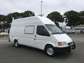 ford transit 2 berth campervan 697821