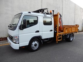 fuso canter 735004