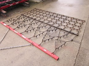 redback triangle and chain harrows 738564