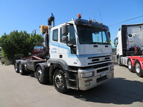 iveco mp4500 eurotech 751484