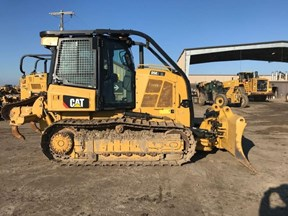 caterpillar d5k2 xl 785599