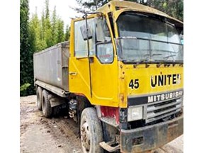 mitsubishi unknown 817058