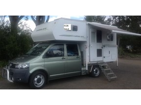 trailblazers rv vw transporter 590007