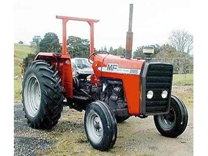 New & Used Massey Ferguson Tractors For Sale