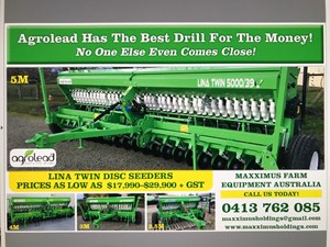 New and Used Tillage and Seeding - Drills For Sale In Australia