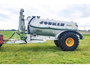 New & Used Joskin 10000 ME Vacuum Tankers For Sale