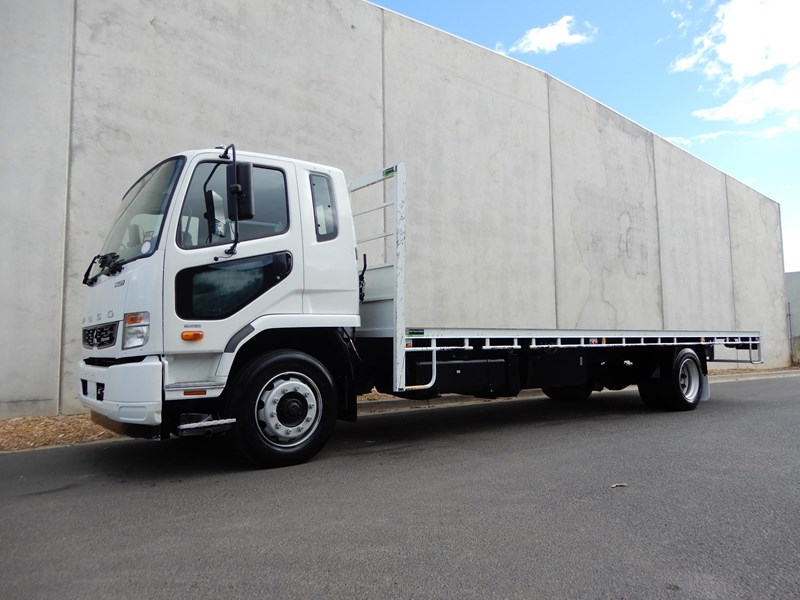 2017 FUSO FIGHTER 1627