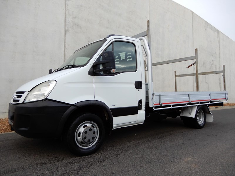 2008 IVECO DAILY 45C15