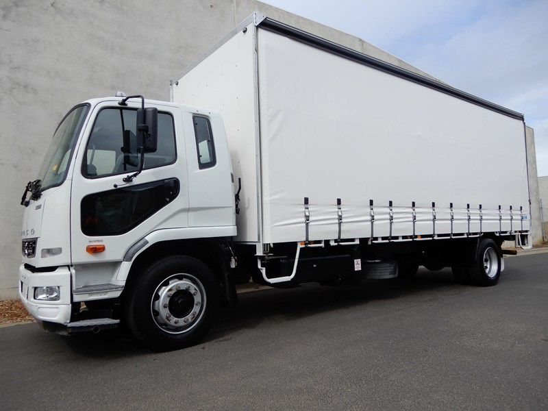2013 FUSO FIGHTER 1627