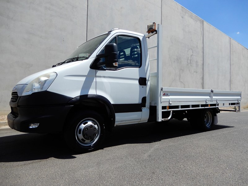 2013 IVECO DAILY 50C 17/18