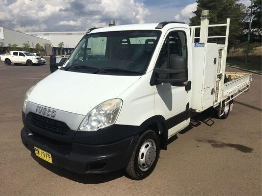 2013 IVECO DAILY 45C17