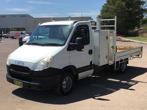 2012 IVECO DAILY 45C17