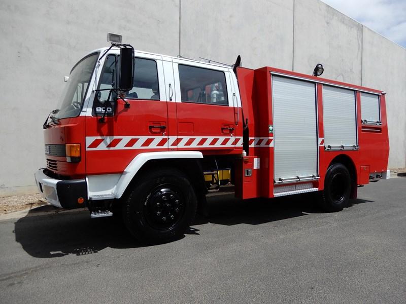 1992 ISUZU FTR800