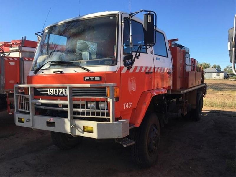1990 ISUZU FTS700