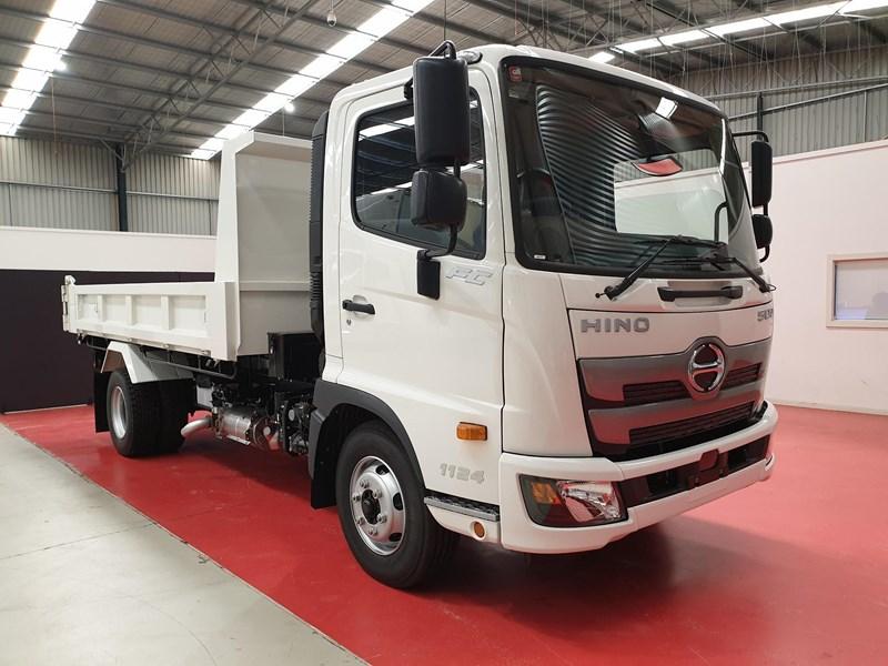 2019 HINO 500 SERIES - FC 1124