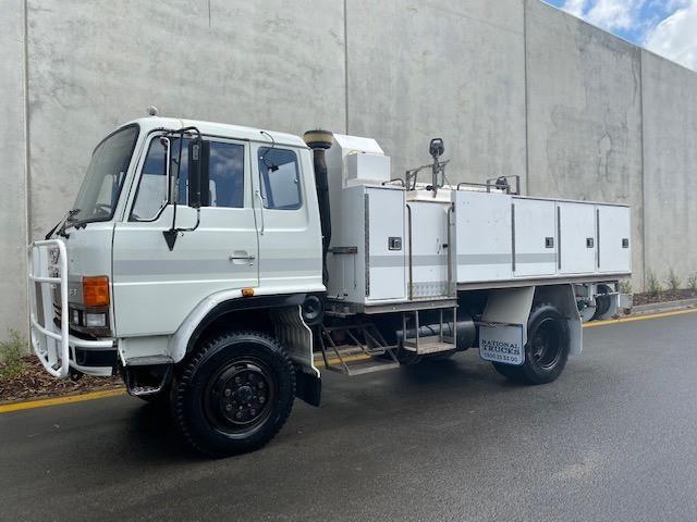1992 HINO FT16 KESTRAL/RANGER