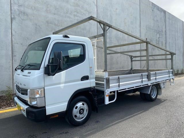 2016 FUSO CANTER 515