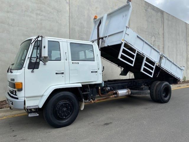 1989 ISUZU FTR800